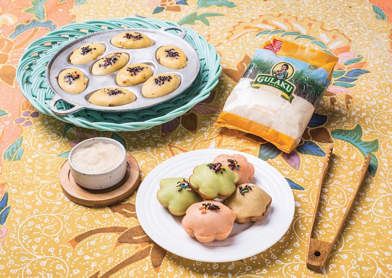 Membuat Kue atau Sirup Pakai Gulaku